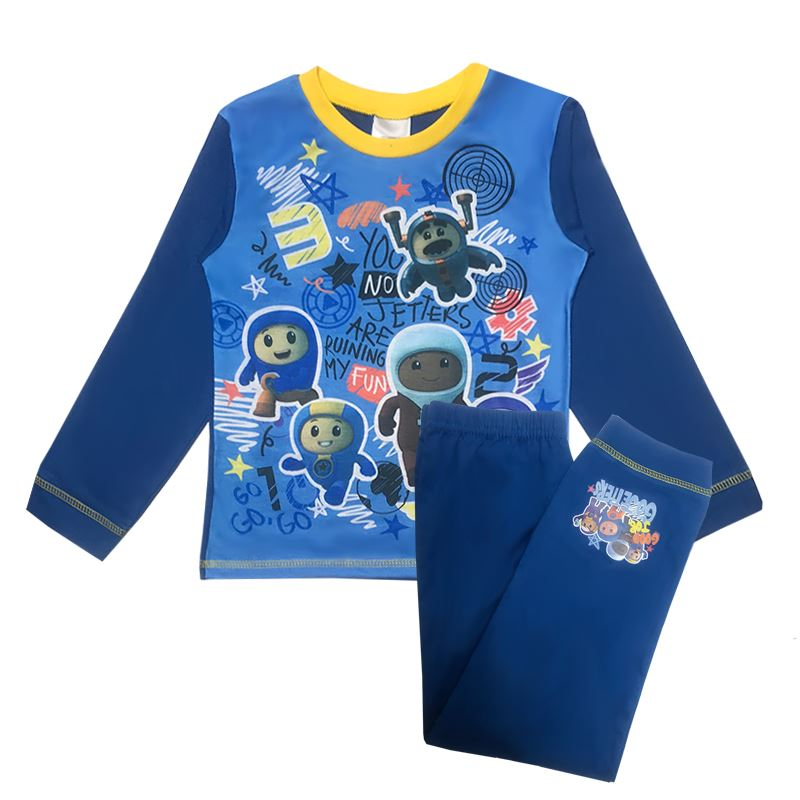 Boys Go Jetters Pyjamas Boys Pyjamas Cool Clobber Limited