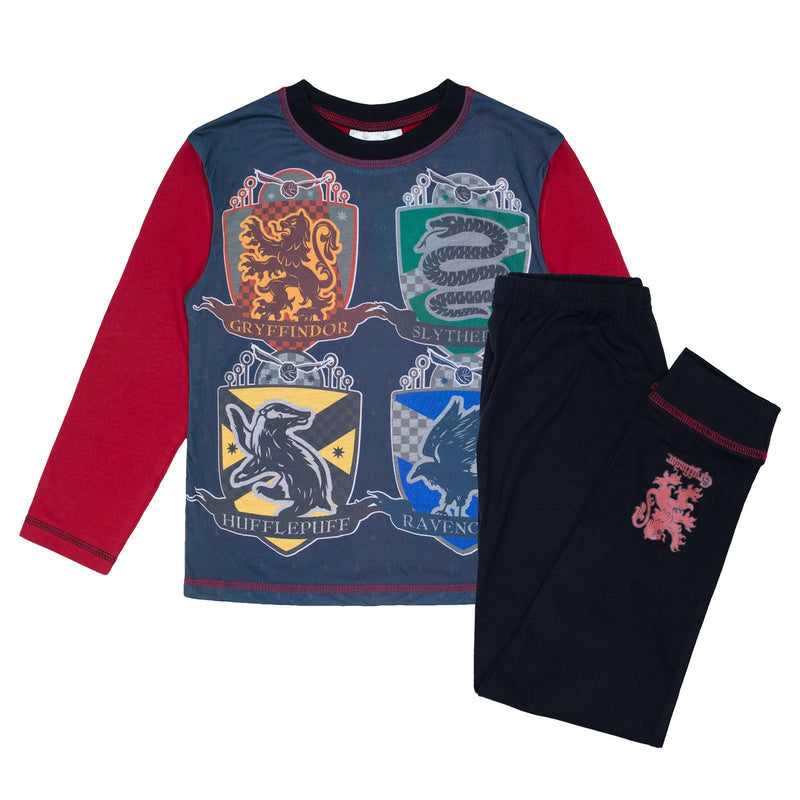 Boys Harry Potter Pyjamas Boys Pyjamas Cool Clobber Limited