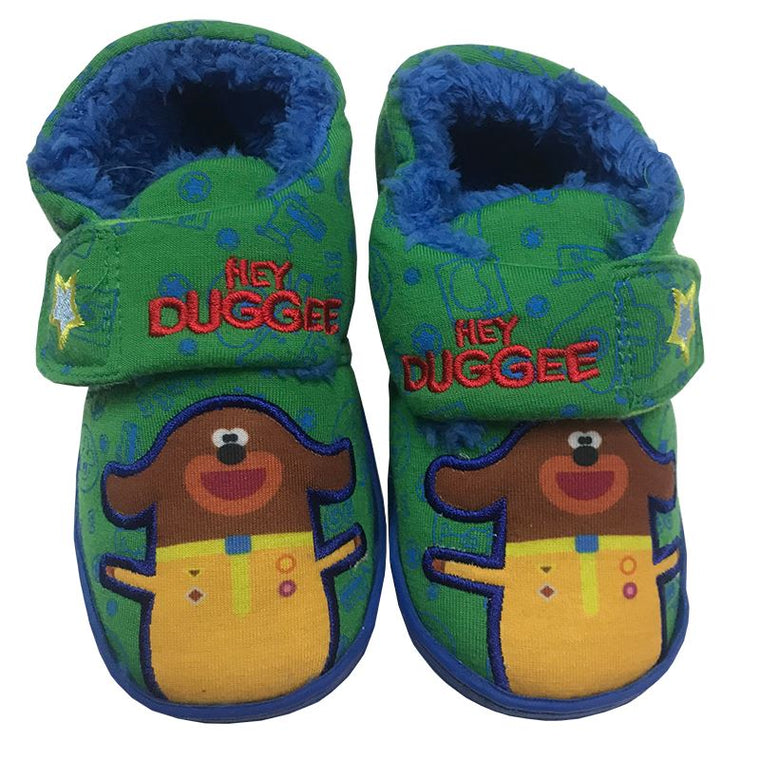 Boys Hey Duggee Slippers