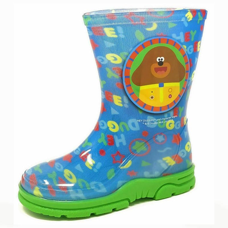 Boys Hey Duggee Wellies