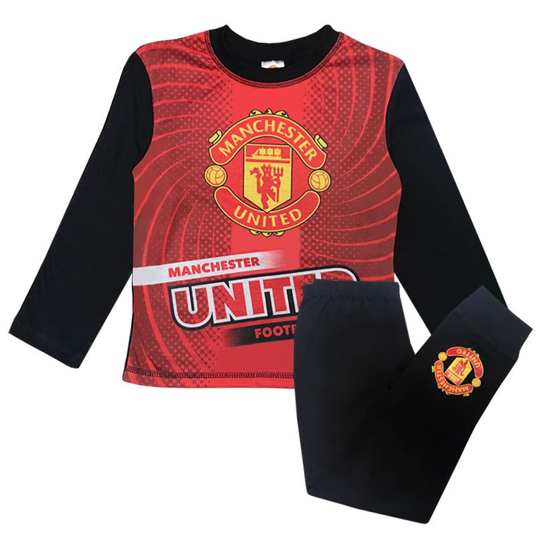 Boys Manchester United Pyjamas