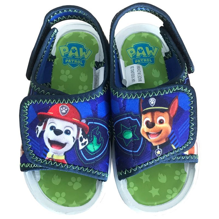 Boys Paw Patrol Sandals