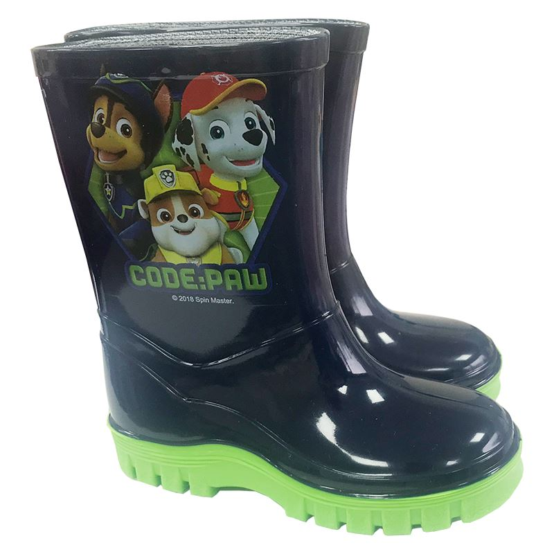 Boys Paw Patrol Wellies Boys Wellies Cool Clobber Limited