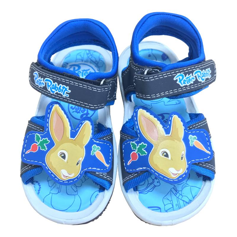 Boys Peter Rabbit Sandals Sandals Cool Clobber Limited