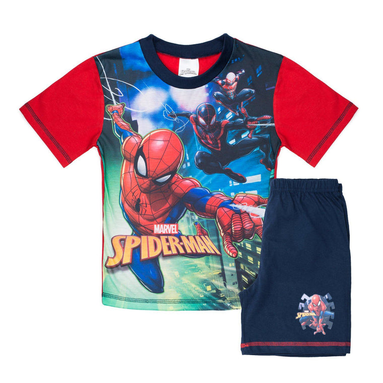 Boys Spiderman Pyjamas