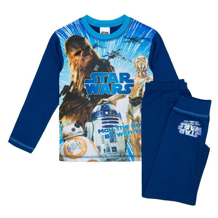 Boys Star Wars Pyjamas - Cool Clobber Limited