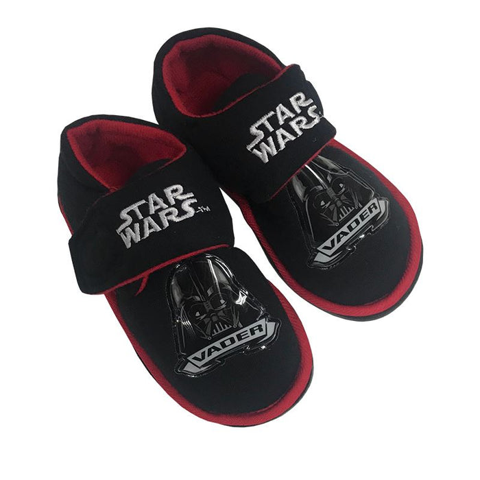 Boys Star Wars Slippers Accessories Cool Clobber Limited