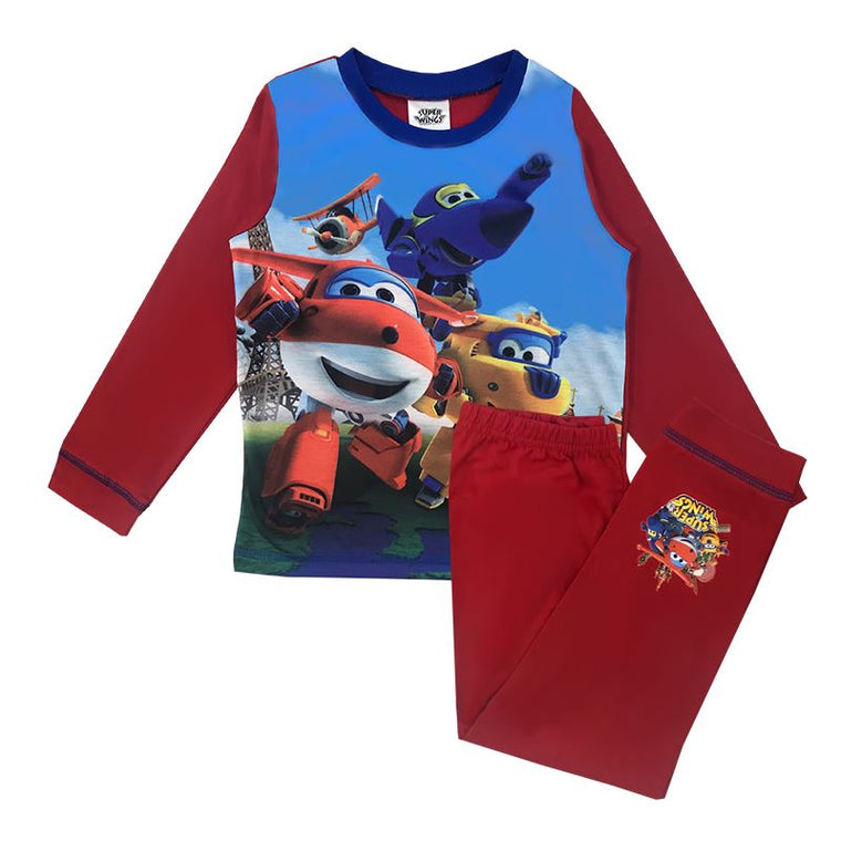 Boys Super Wings Pyjamas