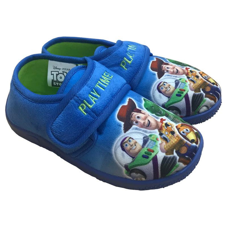 Boys Toy Story Slippers