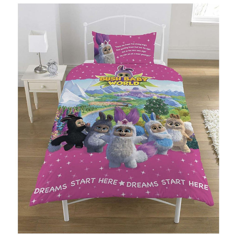 Bush Baby World Bedding - Single