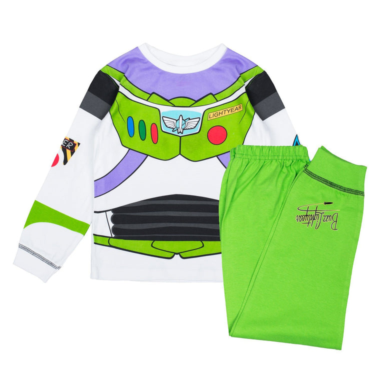 Boys Toy Story Pyjamas - Buzz Lightyear