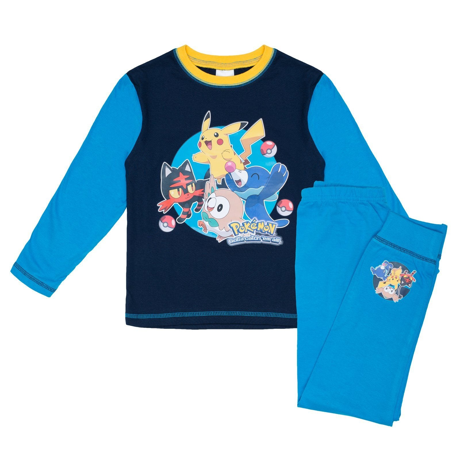 Pokemon Childrens Pyjamas - Cool Clobber Limited