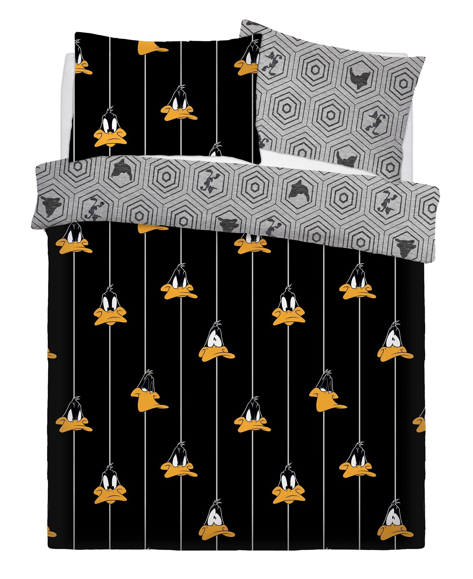 Daffy Duck Double Bedding - Cool Clobber Limited