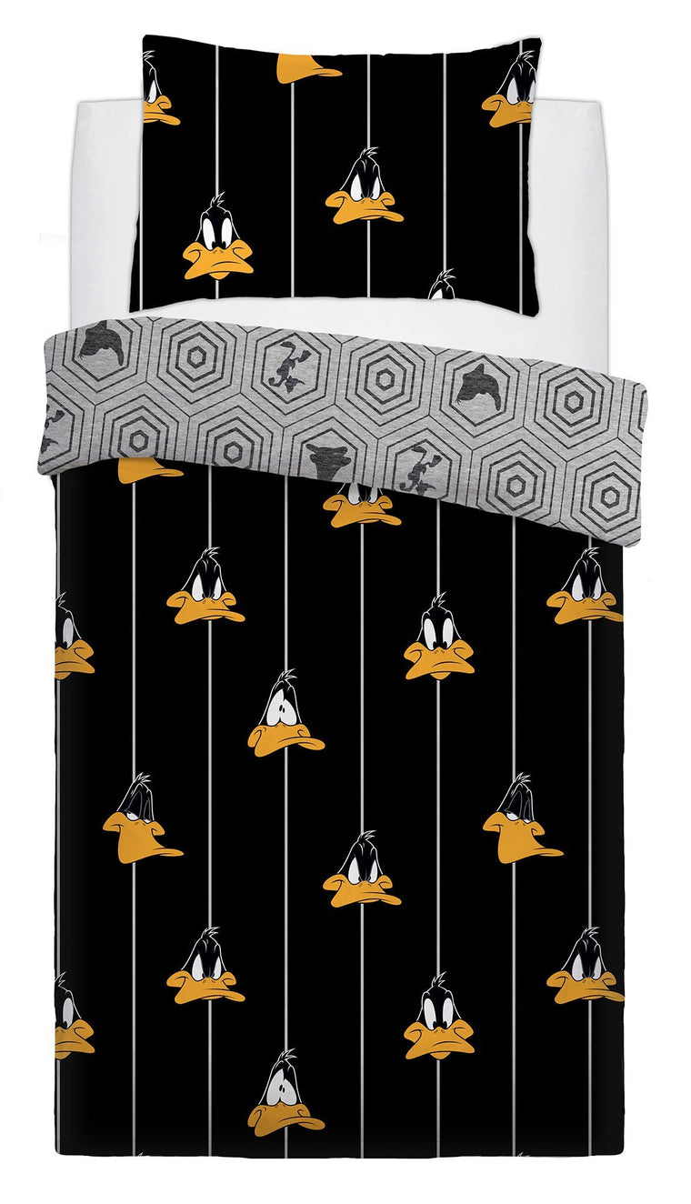 Daffy Duck Single Bedding