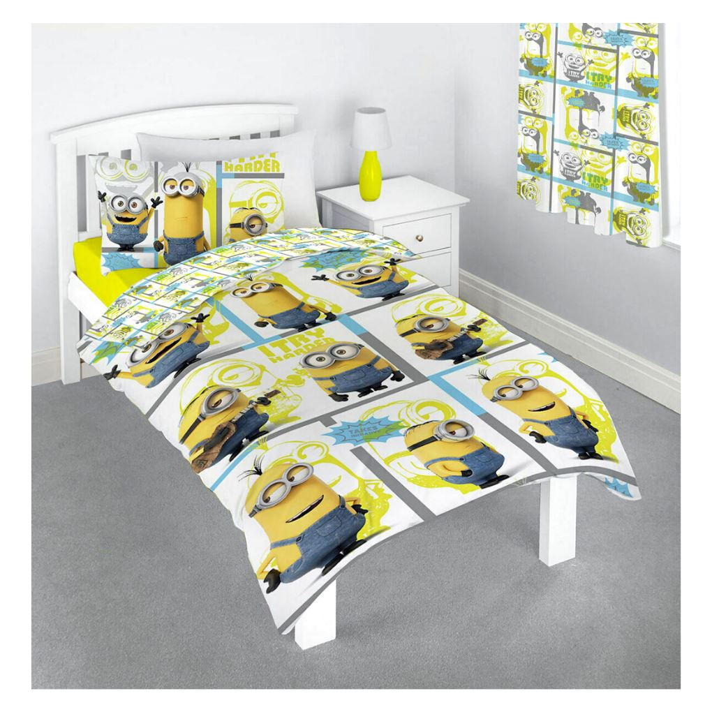 Despicable Me Minions Bedding - Single Bedding Minions