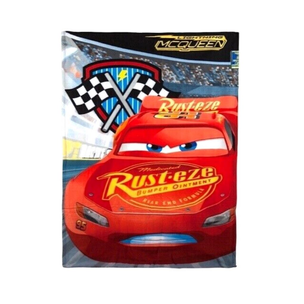 Disney Cars Fleece Blanket Accessories Disney