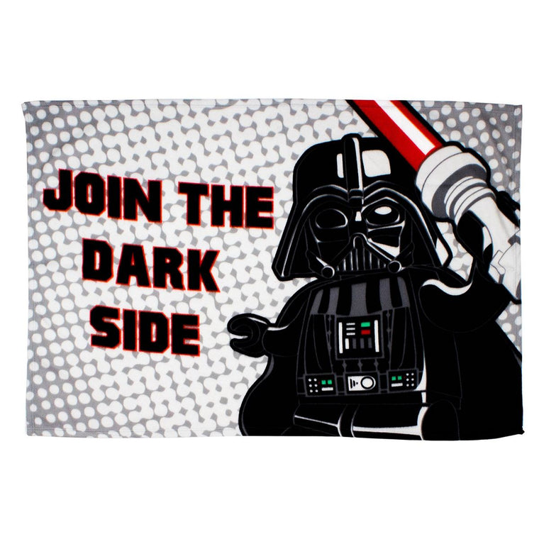 Disney Lego Star Wars Fleece Blanket