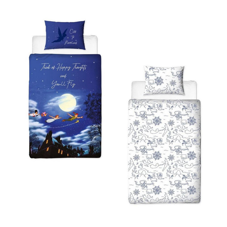 Disney Peter Pan Bedding - Single