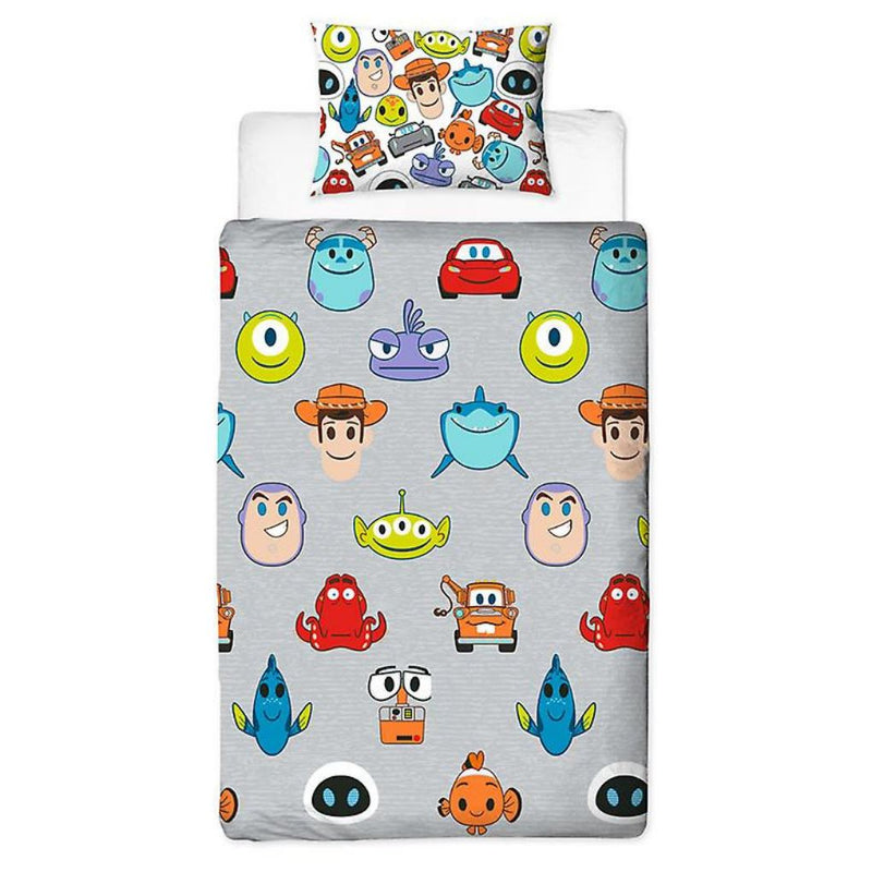 Disney Pixar Emoji Bedding - Single Bedding Disney Pixar