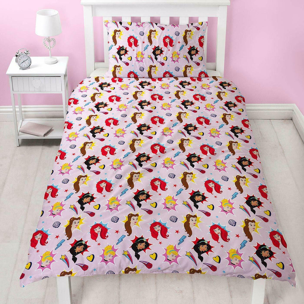 Disney Princess Bedding | Dreams Bedding Cool Clobber Limited