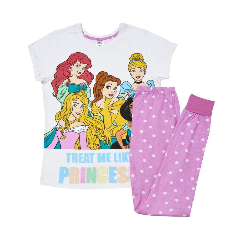 Disney Princess Pyjamas Womens