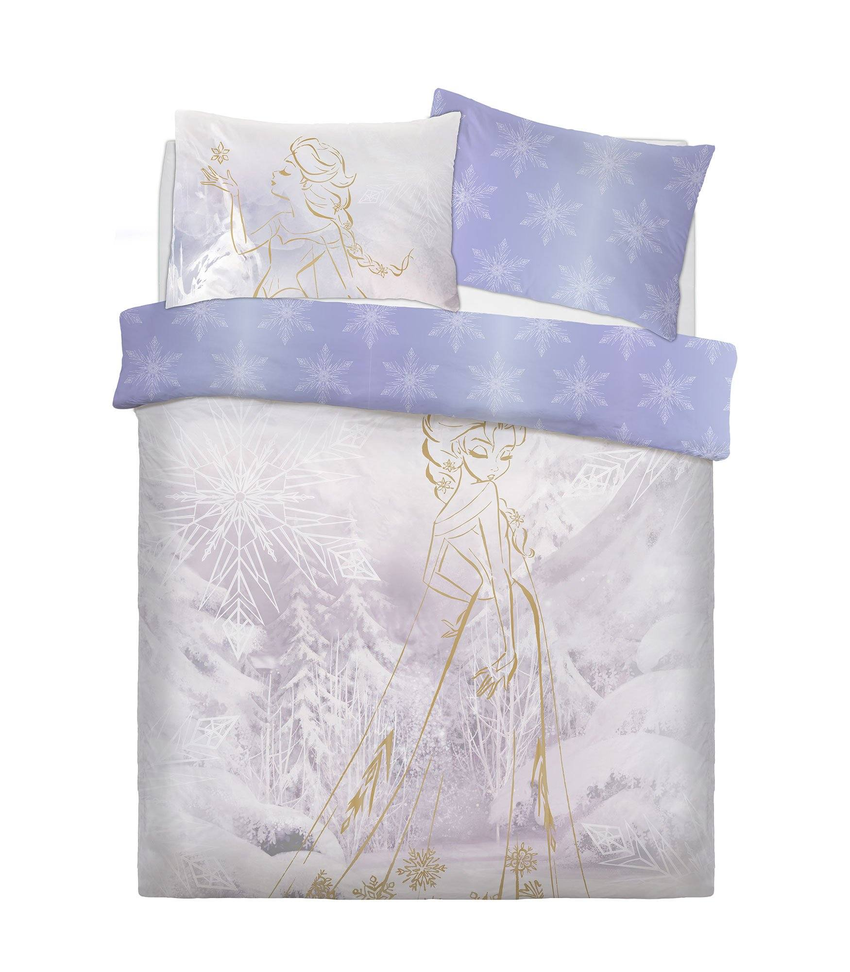 Frozen Double Bedding Bedding Cool Clobber Limited