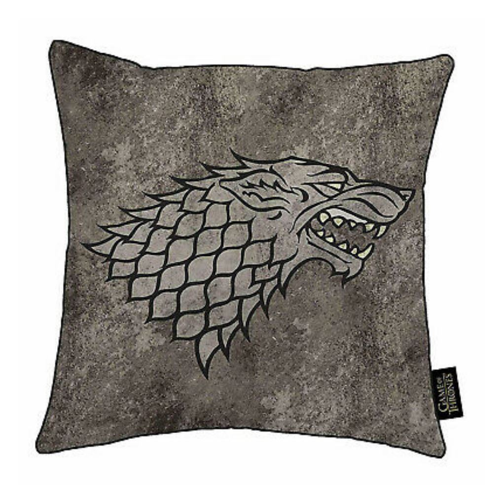 Game of Thrones Cushion | House Stark Cushion Game of Thrones