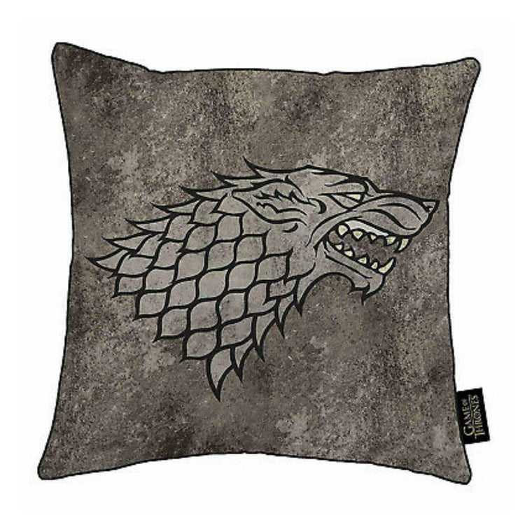 Game of Thrones Cushion | House Stark