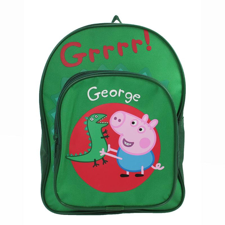 George Pig Backpack | Green