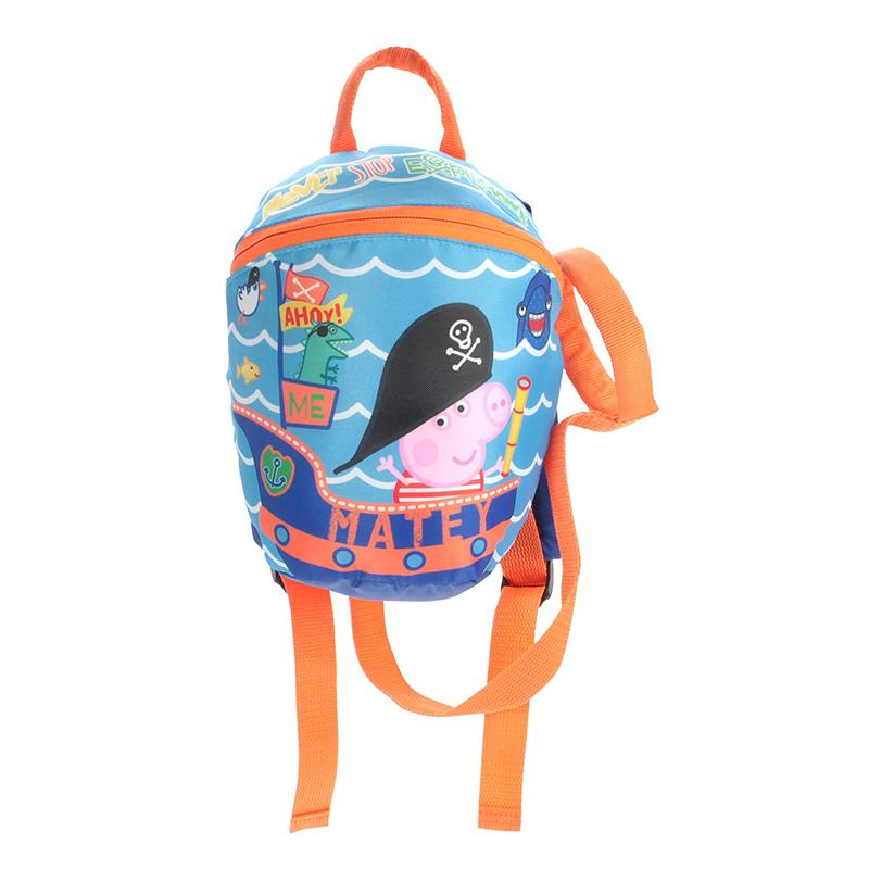 George Pig Backpack | Reins Backpack Cool Clobber Limited