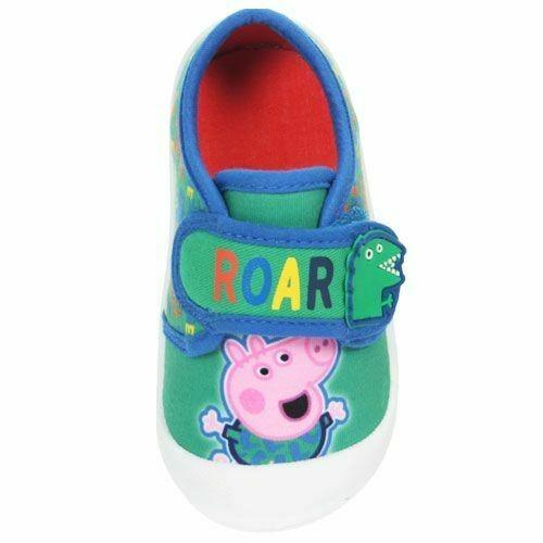 George Pig Boys Trainers Boys Trainers George Pig