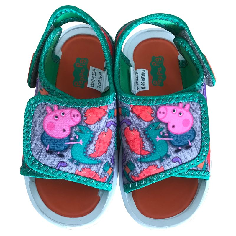 George Pig Sandals - Cool Clobber Limited