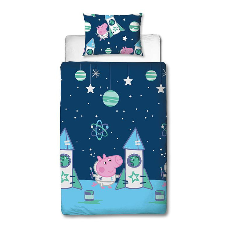 George Pig Single Bedding