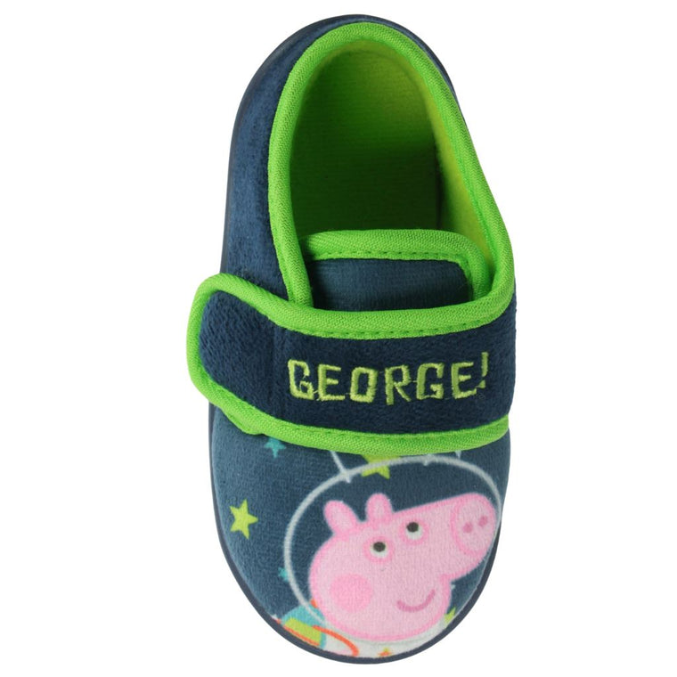 George Pig Slippers