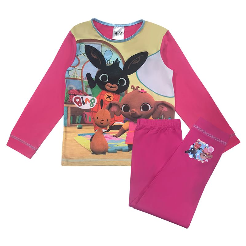 Girls Bing Bunny Pyjamas - Cool Clobber Limited