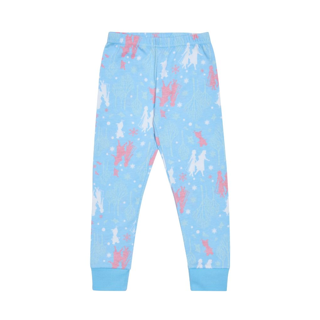 Girls Disney Frozen Pyjamas | Anna and Elsa Girls Pyjamas Frozen