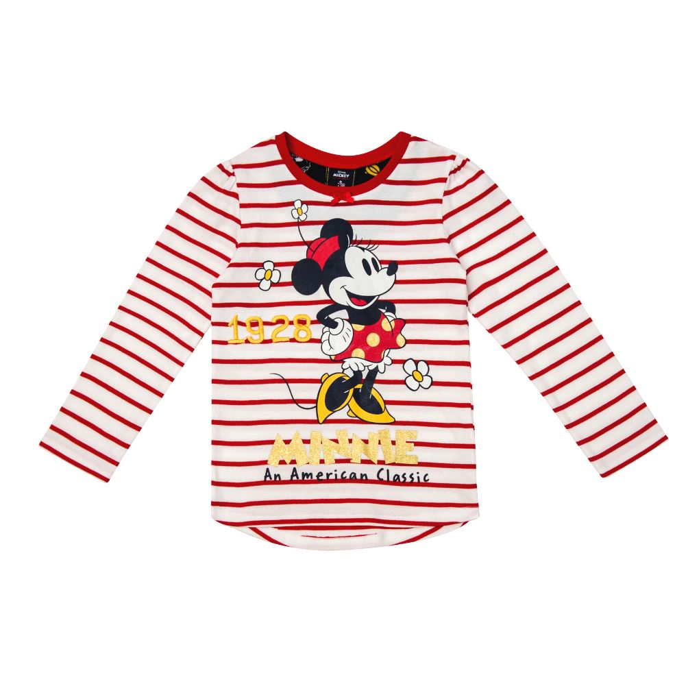 Girls Disney Minnie Mouse Pyjamas Girls Pyjamas Disney