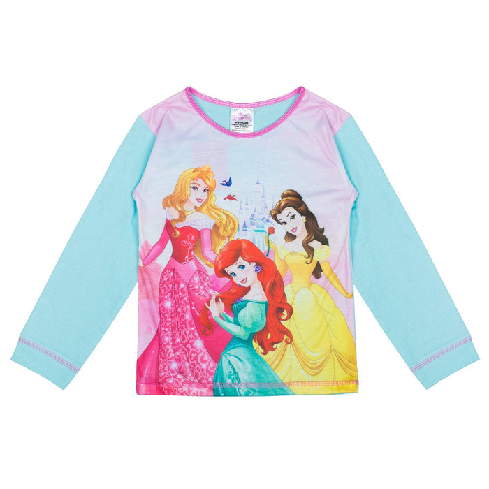 Girls Disney Princess Pyjamas Girls Pyjama Disney