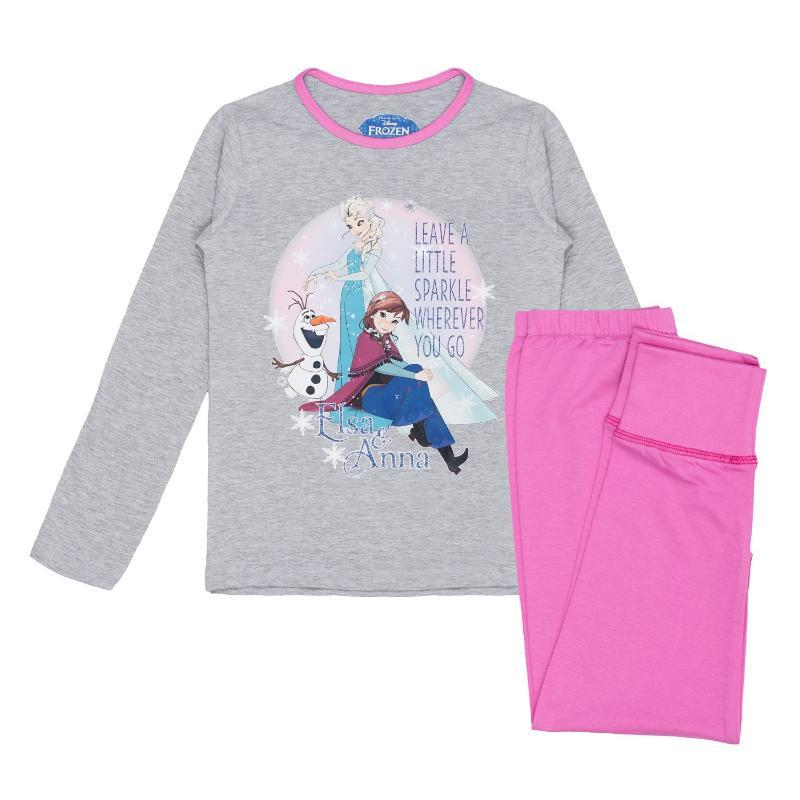 Girls Frozen Pyjamas - Cool Clobber Limited