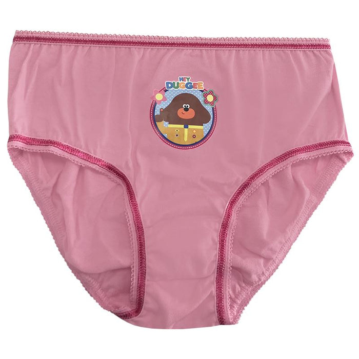 Girls Hey Duggee Underwear - Pack of 3 - Cool Clobber Limited