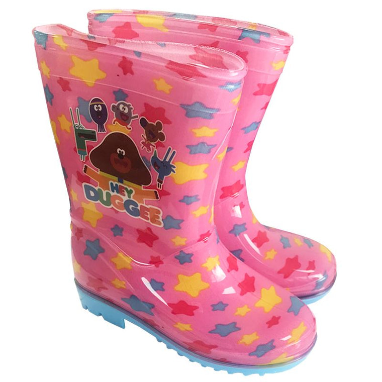 Girls Hey Duggee Wellies