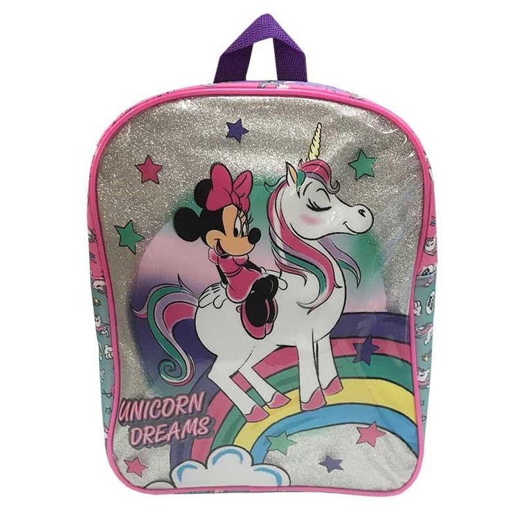 Girls Minnie Mouse Backpack