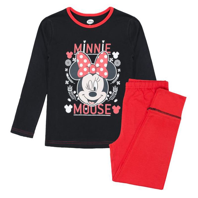Girls Minnie Mouse Pyjamas - Cool Clobber Limited