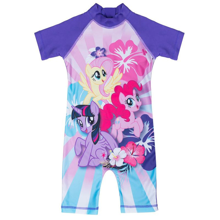 Girls My Little Pony Swimsuit