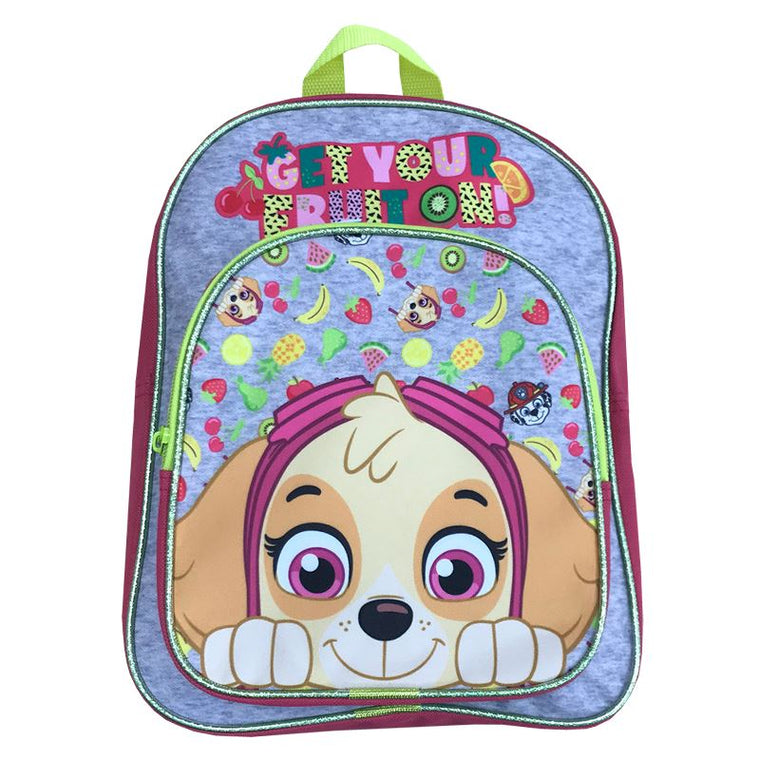 Girls Paw Patrol Backpack
