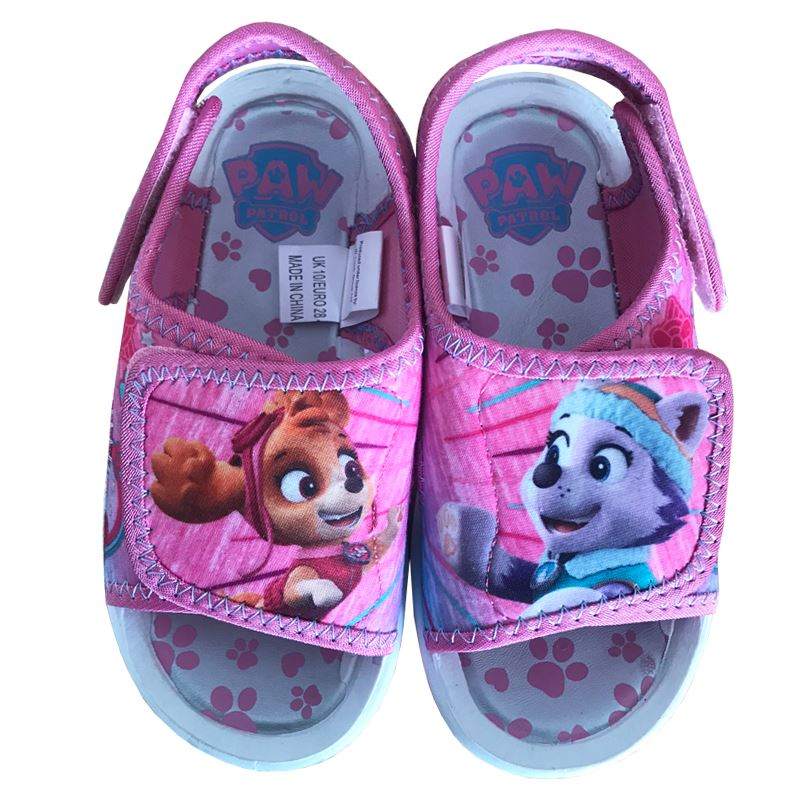 Girls Paw Patrol Sandals - Cool Clobber Limited