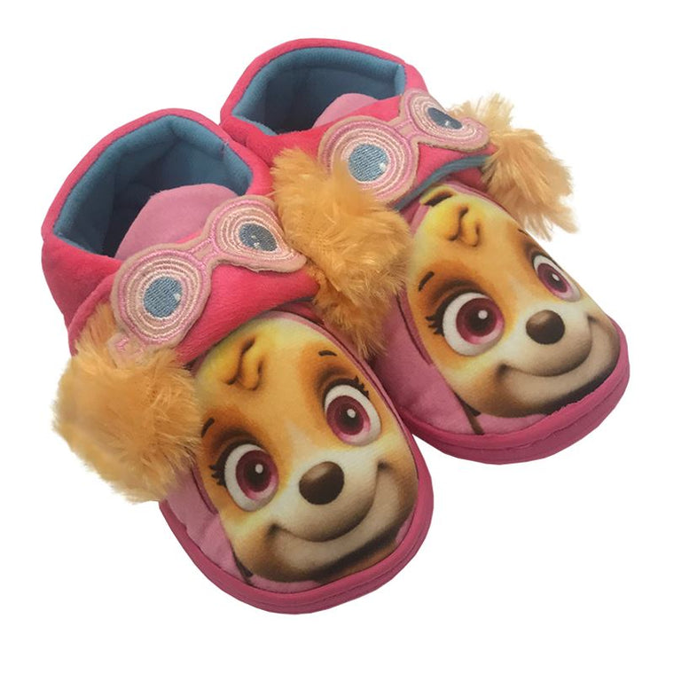 Girls Paw Patrol Slippers