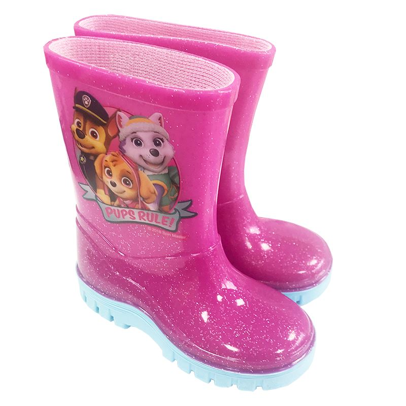 Girls Paw Patrol Wellies - Cool Clobber Limited