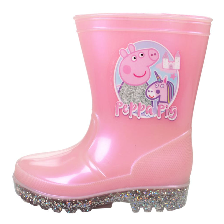Girls Peppa Pig Wellies