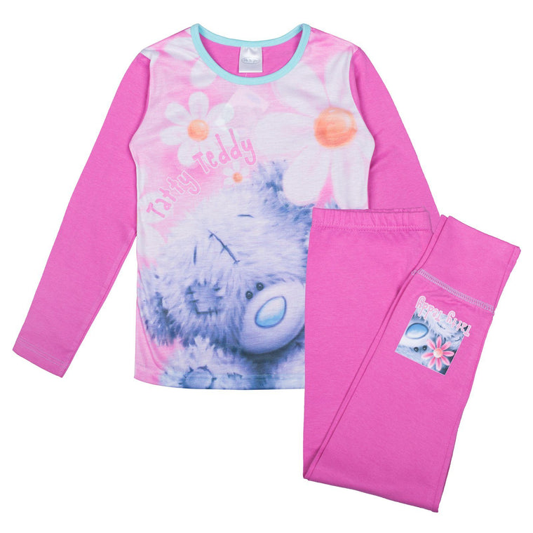 Girls Tatty Teddy Pyjamas